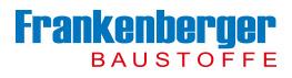 Frankenberger Baustoffe Miltenberg Logo